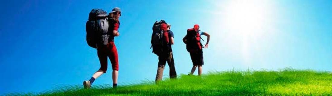 Учимся ходить в походы с нуля